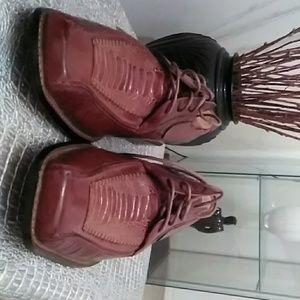 Santino Cognac Size 12 Stacy Adams Dress shoe